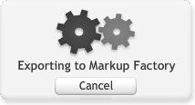 Markup Factory Web Service Integration